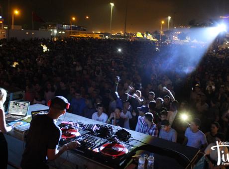 DJ SAMY live @ Festival Timitar