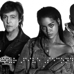 NEW MUSIC: RIHANNA, KANYE WEST, & PAUL MCCARTNEY – « FOURFIVESECONDS »